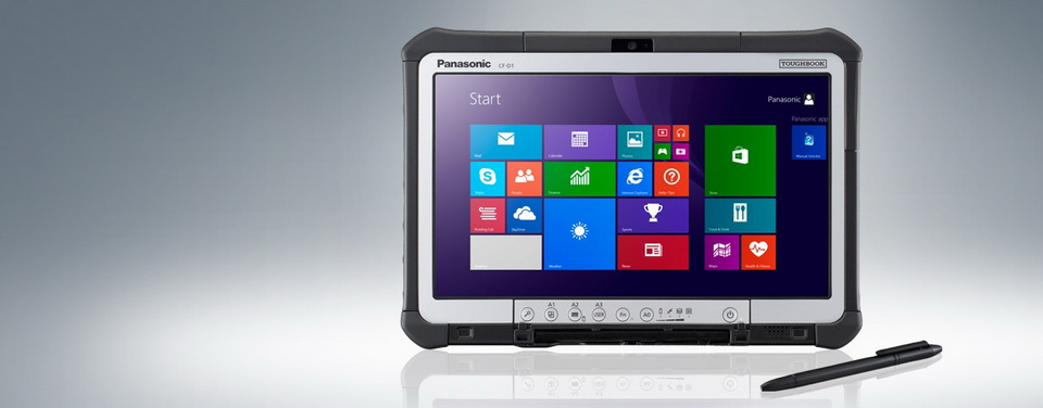 Panasonic Toughbook CF-D1_1