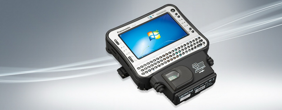 Panasonic Toughbook CF-U1 PIMD