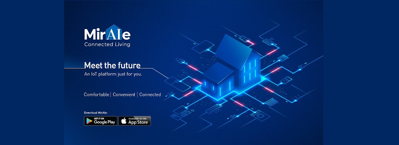Panasonic представил AI-платформу Miraie для «умного» дома