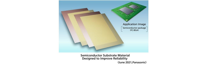 Panasonic коммерциализирует новый материал полупроводниковой подложки, предназначенный для повышения надежности