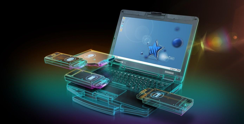 Panasonic Toughbook FZ-55 сертифицирован на совместимость с ОС Astra Linux