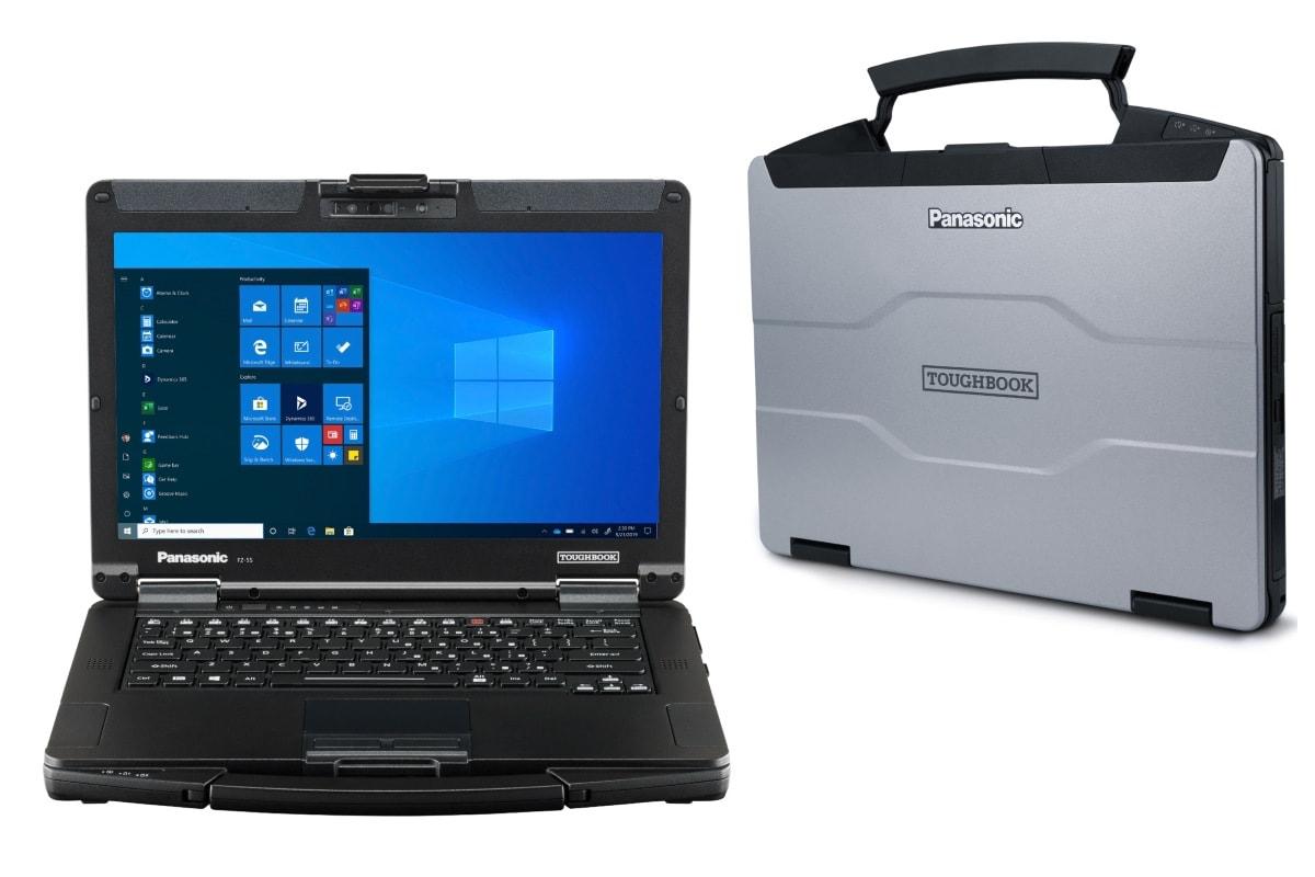 Умнее, быстрее и безопаснее: обновление Panasonic ToughBook 55